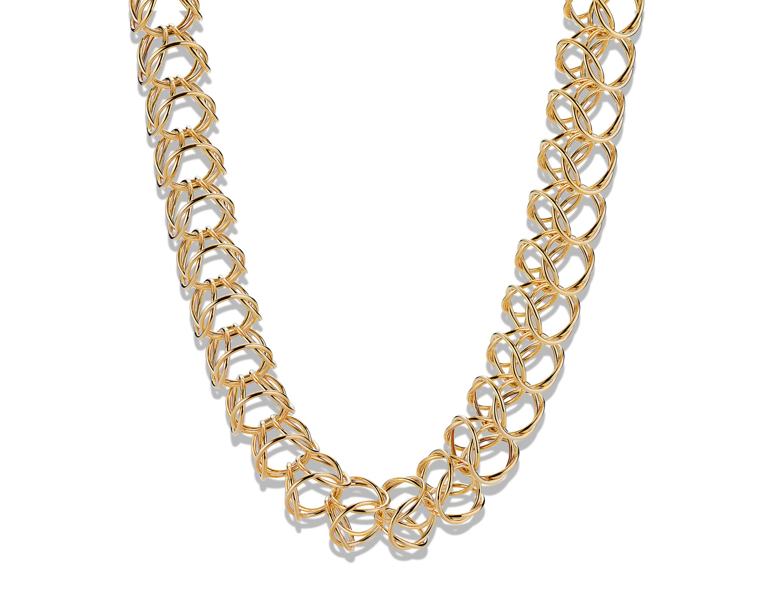 Produktbild Collier Königskettenknoten groß