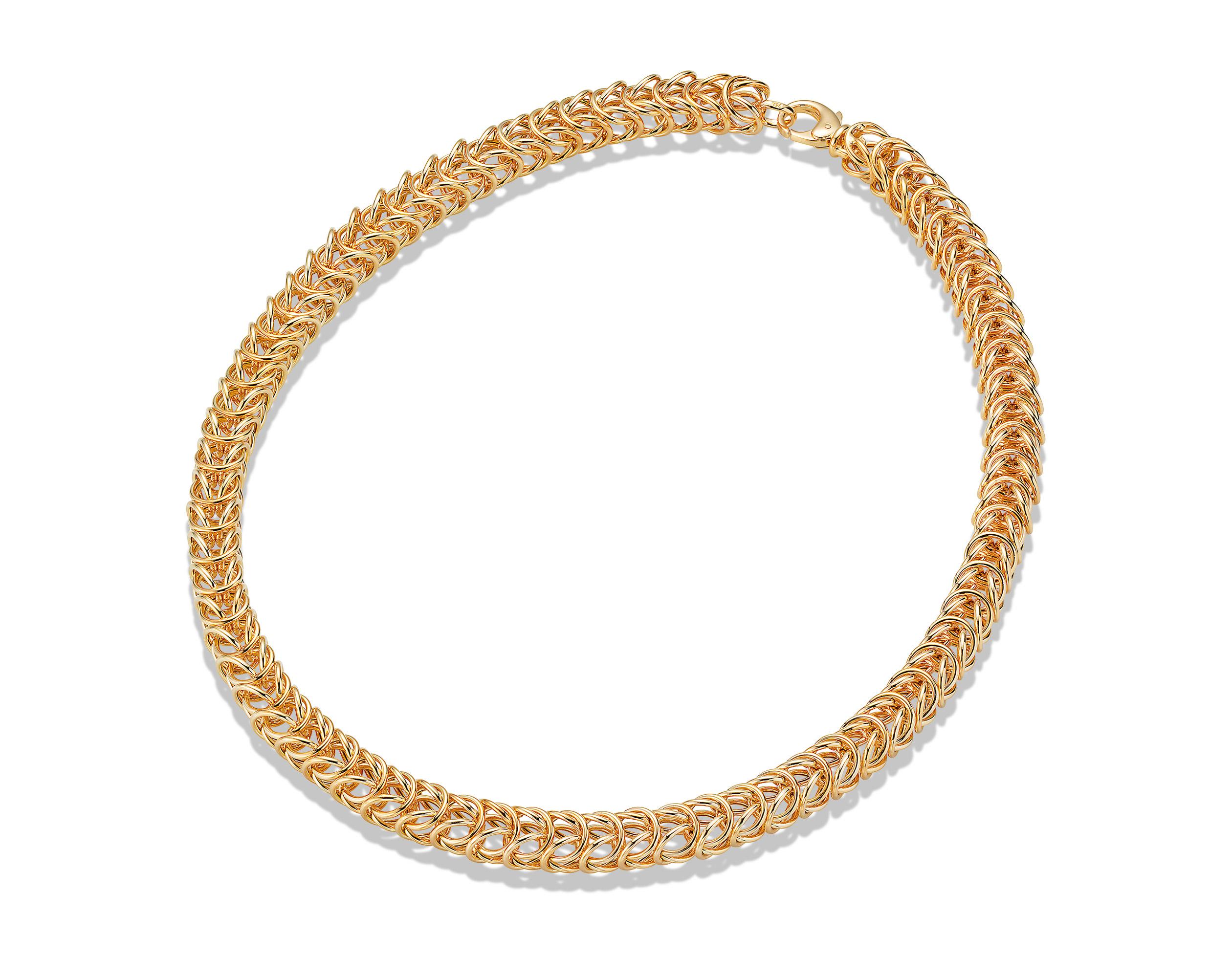 Produktbild Collier Königskettenknoten klein