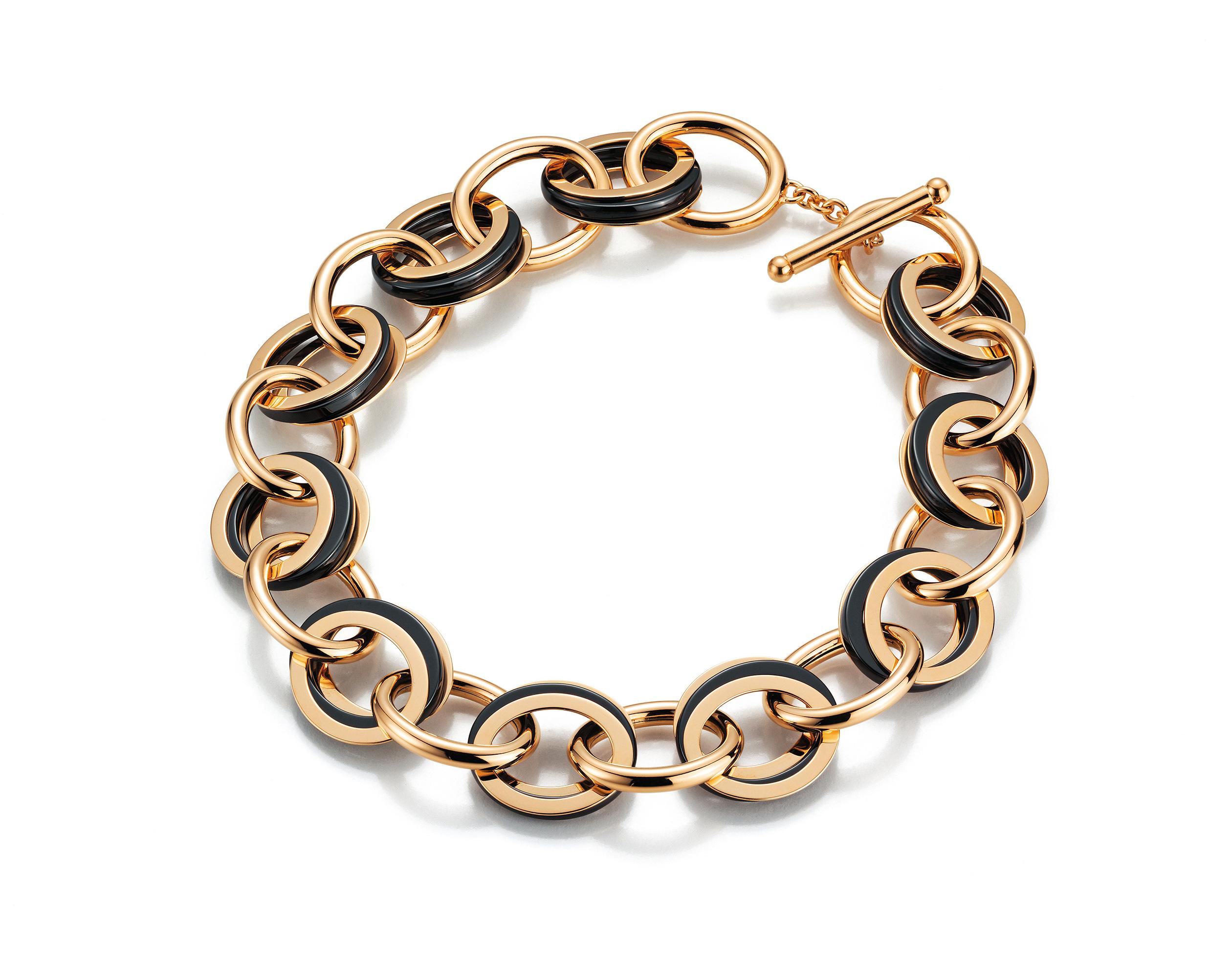Produktbild Goldkette Ovaler Anker