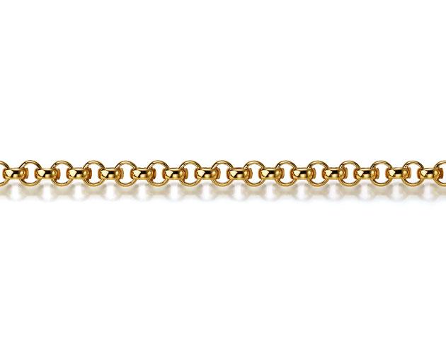 Produktbild Goldkette Erbs