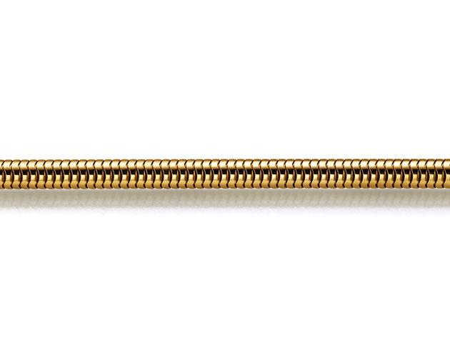 Produktbild Goldkette Schlange