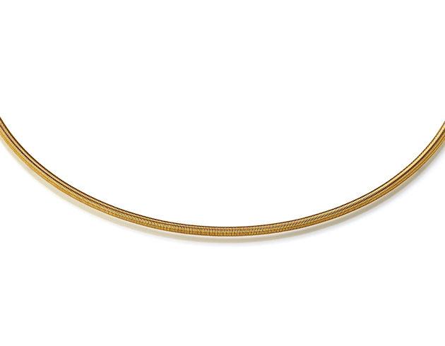 Produktbild Goldkette Spirale