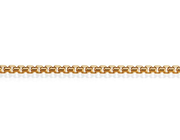 Produktbild Goldkette Venezianer Inka
