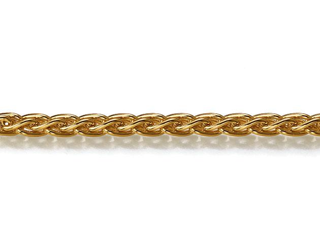 Produktbild Goldkette Zopf