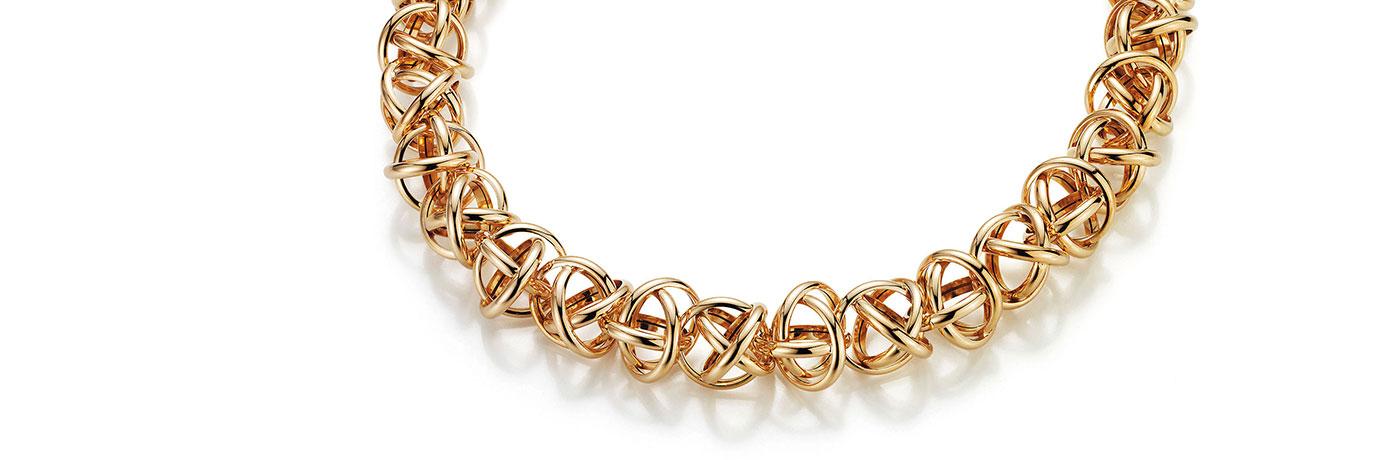 Produktbild einer Goldkette